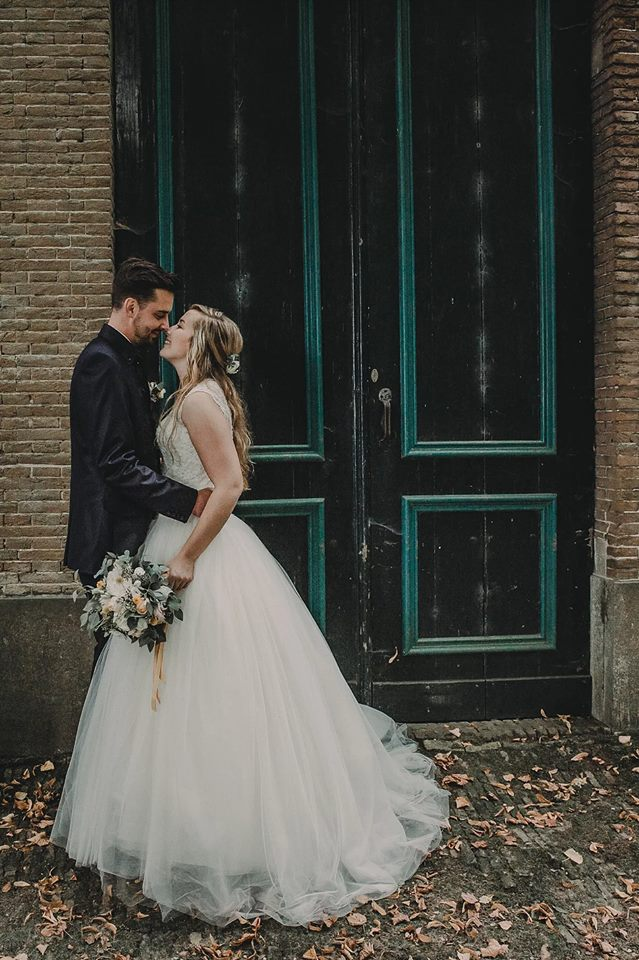 Hezter Fotografie, trouwreportage Patrick & Maryn