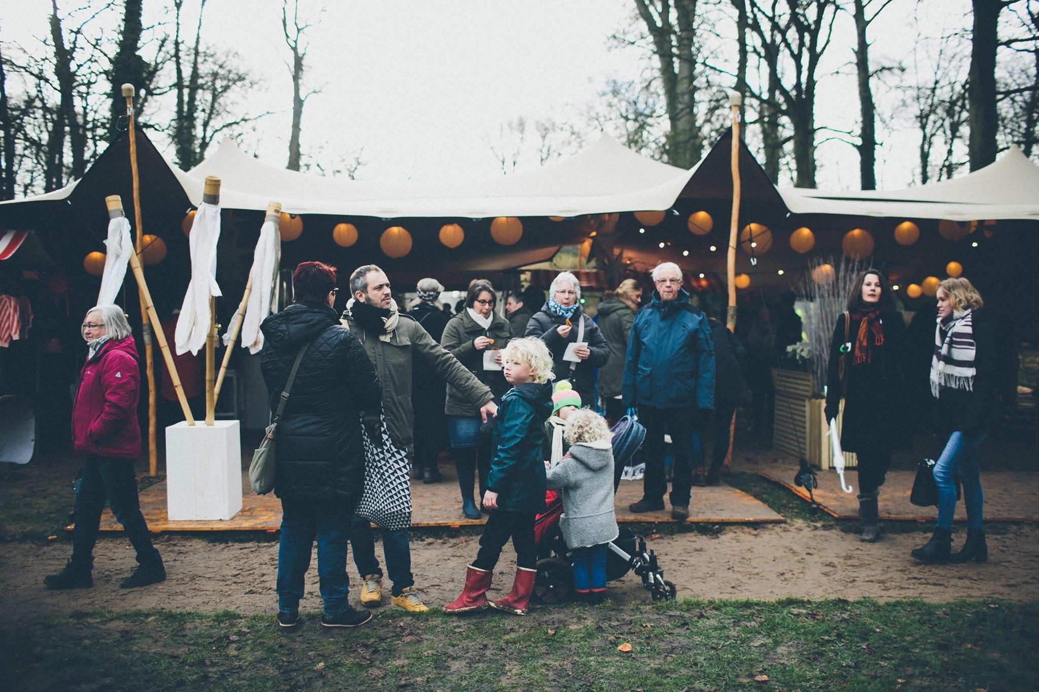 Tent Donckse Winterevent 2017