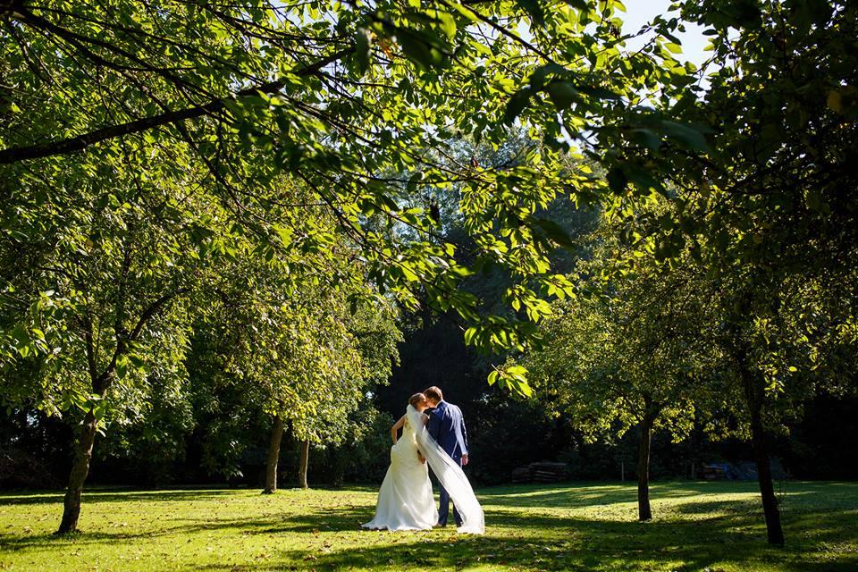 Bruidsfotografie Mon et Mine, bruiloft Wilma & Paul