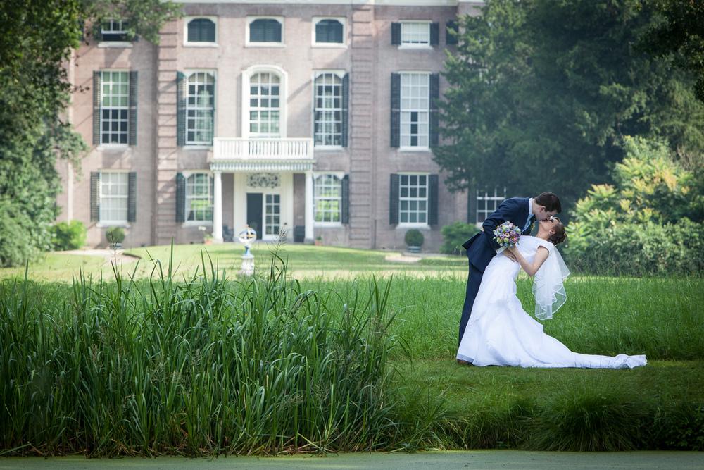 David Duignan Fotografie, huwelijksdag Concetta & Kilian